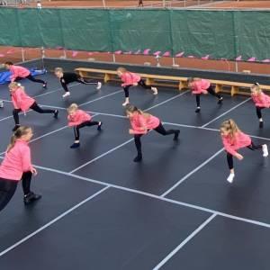 Dance Studio Janien is dankzij outdoor dansmat coronaproof