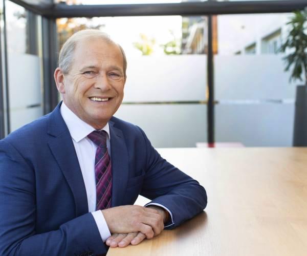 Peter van den Heuvel, 35 jaar in de uitvaart
