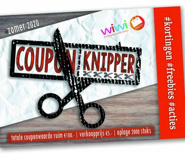 Wierdense Winkeliers ondersteunen verenigingsleven met Couponknipper