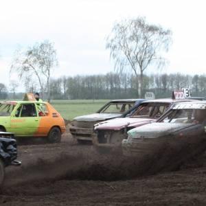Inschrijven voor autocross Daarle
