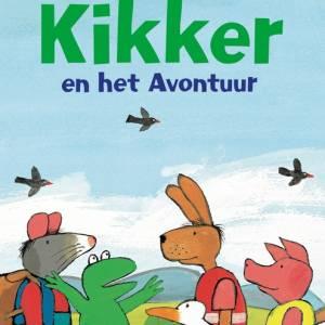 Beleef de avontuurlijke wereld van Kikker en zijn vriendjes!