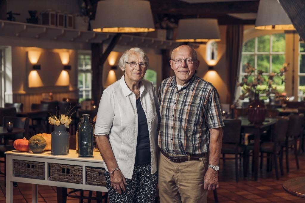 Jan en Gré Hoekjen, de oprichters.