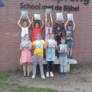 Woeste Willem voor groep drie en vier van basisschool De Driesprong