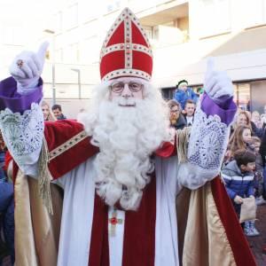 Intocht Sint Nicolaas zaterdag 16 november