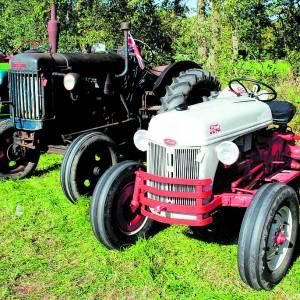 Oude trekkers, motoren én de Fleringer molen