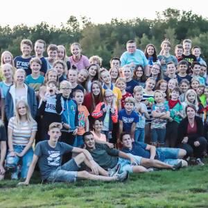 CJV Borne houd drie dagen 'kamp in huis'