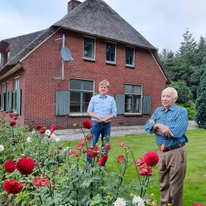 Rindert Ekhard renoveert boerderij met opmerkelijke geschiedenis