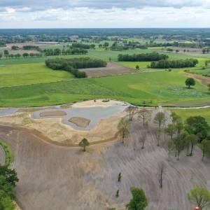 Landinrichting buitengebied Enter afgerond; zo'n 880 hectare geruild