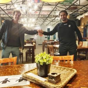 BZSV de Blauwwitters verlengt contract van Ali Gozukeles