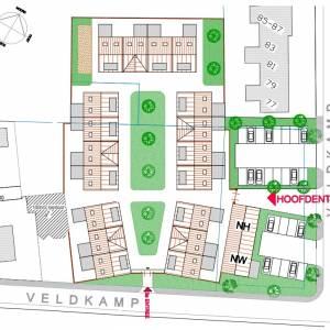College stemt in met bouw van achttien seniorenwoningen in Overdinkel