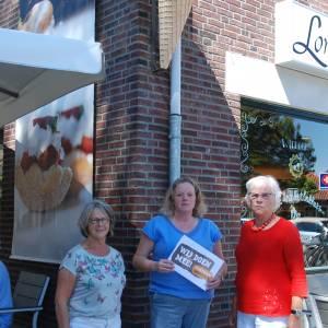 Lunchroom Lorkeers gebruikt fairtrade producten en ontvangt fairtrade stickers