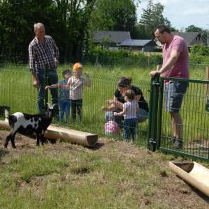 Kinderboerderij begint voorbereidingen bouw aantal gebouwen