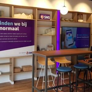 Nieuwe vestiging SNS Nijverdal: 'Huiskamergevoel'