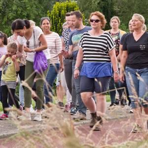 Georganiseerde wandelingen door Ambulare al een jaar niet mogelijk