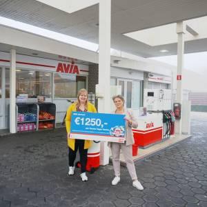 Autowassen voor Twente Tegen Kanker groot succes