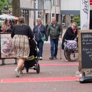 Wierdense winkeliers pakken uit tijdens Burenbedankdag