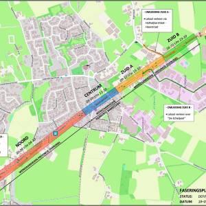 Afsluiting N343 Oldenzaal-Slagharen van 30 september tot en met 23 oktober