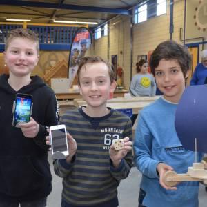 2020 meest succesvolle jaar voor technieklessen Bouwmensen Twente