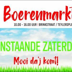 Folklore Boerenmarkt<br />Kom, proef en beleef het in Losser!