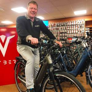 E-bikes bij van den Broeke bekroond met een 8.1 bij de ANWB e-biketest