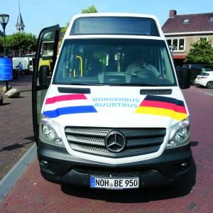 Buurtbus Nordhorn-Denekamp maakt doorstart