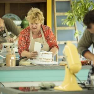 Jenny houdt goed gevoel over aan Heel Holland Bakt-avontuur