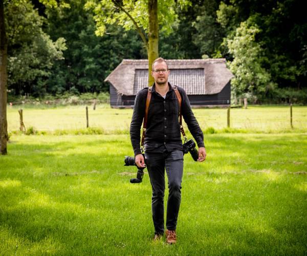 Award als sinterklaascadeau voor Gerbert Voortman