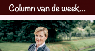 Column van de week