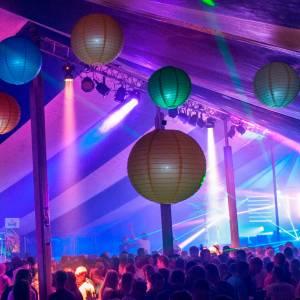 Tiende editie van Daarles Tentfeest