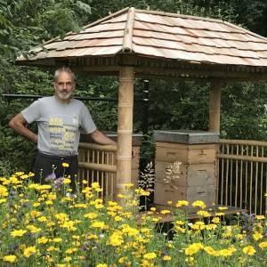 Nieuwe bijenstal aanwinst voor Floralia vereniging