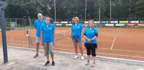 Tennisvereniging De Bosbaan organiseert Supertiebreak-dubbeltoernooi