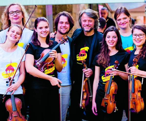 Van 4 t/m 9 mei a.s. Weer Masterclasses én concerten kamermuziek tijdens Stift Musical Encounters