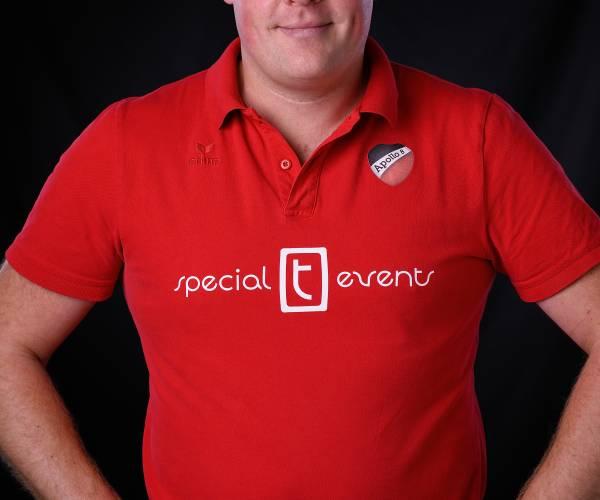 Teammanager Roy van den Berg: 'Volleybal moet een feestje zijn'