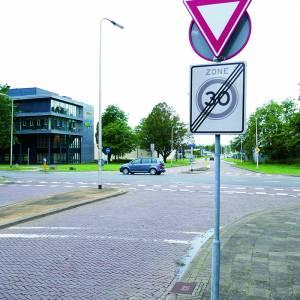 Verlenging fietssnelweg en aanleg rotonde Enschedesestraat