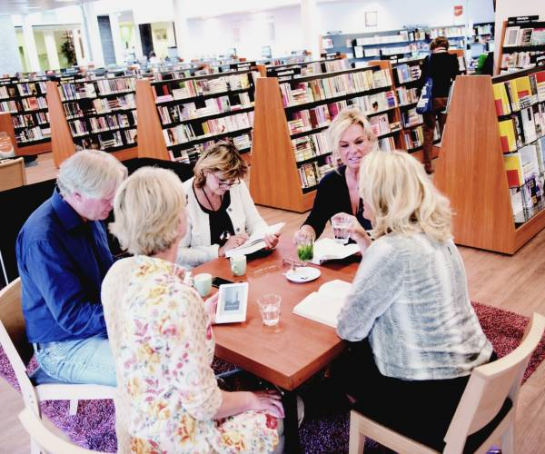 Infobijeenkomst over nieuwe Studiekring 50+