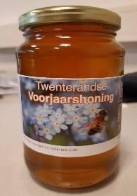 Moestuin Eetmee levert streekproduct 'Twenterandse Voorjaarshoning'