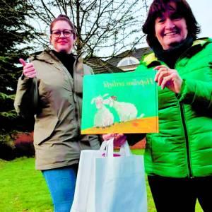 HeartBag actie Rotaryclub Oldenzaal begint vruchten af te werpen