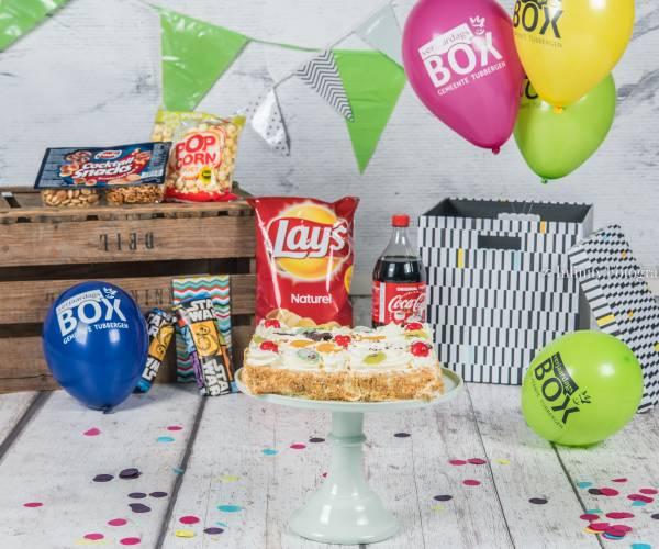 Verjaardagsbox gemeente Tubbergen biedt kinderen nu ook een (kinder)feestje