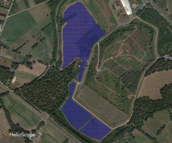 Plannen voor ontwikkeling zonnepark Elhorst-Vloedbelt