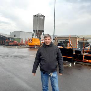 Bert Sanderman: 'Strooien is een relatief klein, maar wel een heel belangrijk deel van ons werk'