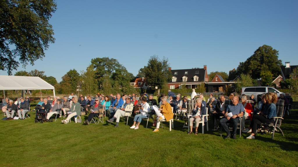 Startzondag bij de Protestantse Gemeente Nijverdal. Foto's: HePa