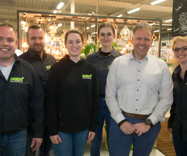 Open huis voor ondernemers bij DOEN Klussen en Bouwen