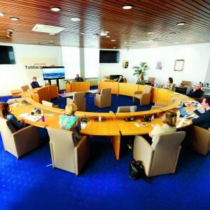 Inspiratievolle bijeenkomst <br />'Samen bouwen aan het Twente van morgen'