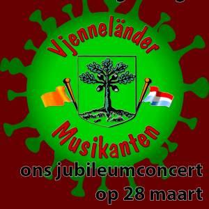 Concert Vjenneländer Musikanten afgelast