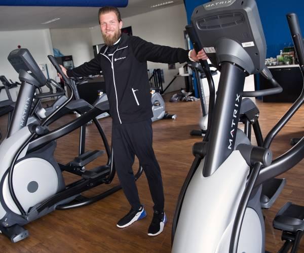 Dick Vlaskamp van Goodlife Sports in Wierden: klaar voor heropening