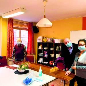 'Eenzaamheid in Coronatijd flink toegenomen'<br />Grote opluchting; de Wijkkamer is weer open