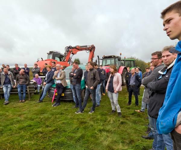 Strijd om hoogveen Wierdense Veld: boeren dupe van plannen provincie
