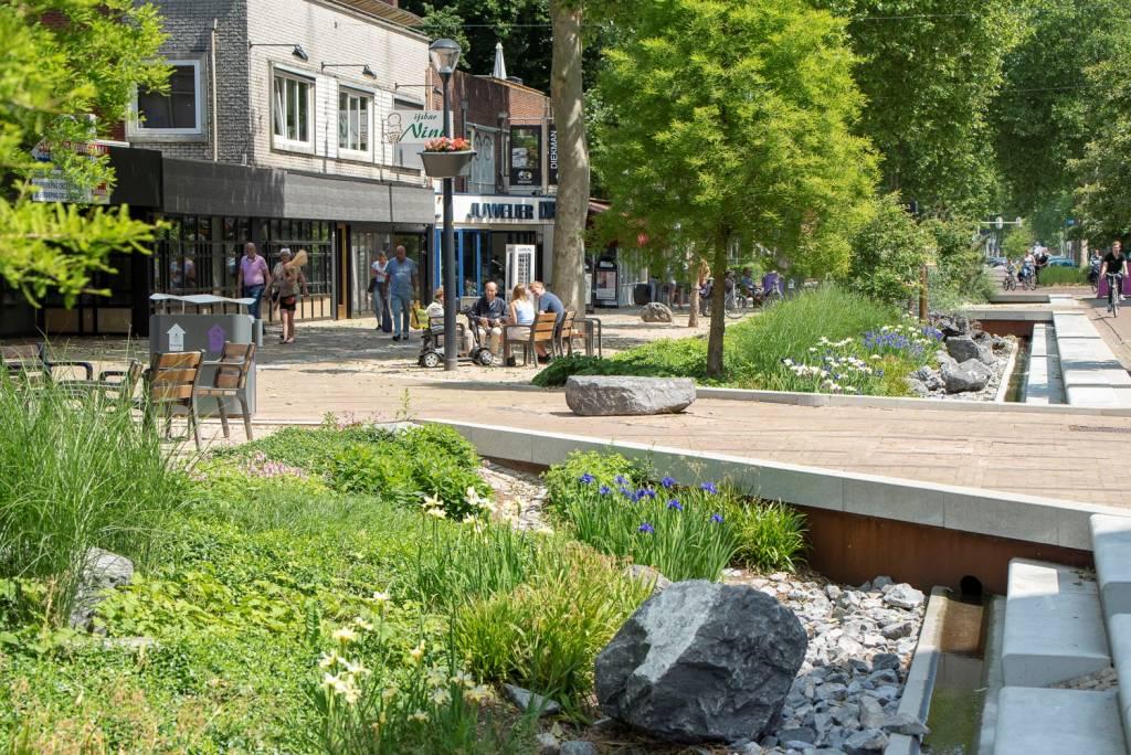 De Grotestraat in Nijverdal. Foto: Thomas Klomp