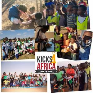 Voetbalschoenen inleveren voor Stichting Kicks4Africa bij de Missietent weer mogelijk