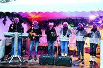 Genieten van kerstparade en kerstliederen tijdens Winters Almelo